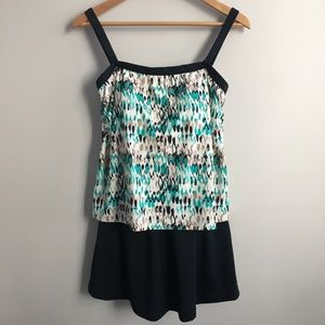 Le Cove Swim Dress Size 16